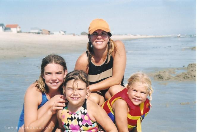HebrewDawn: Real Moms Series - Linda Gardner