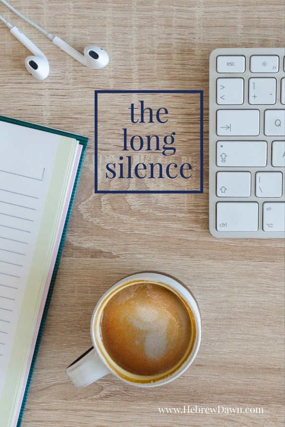 HebrewDawn: the long silence