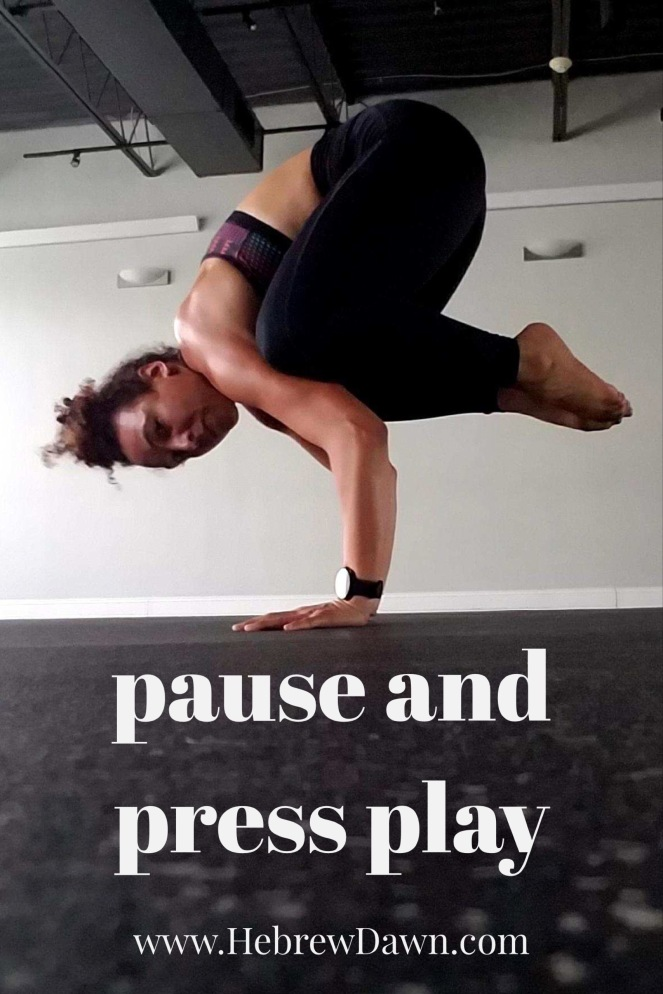 HebrewDawn: pause and press play