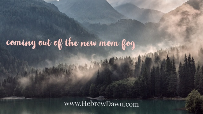 HebrewDawn: coming out of the fog